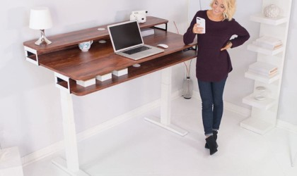 NookDesk Adjustable Height Standing Desks