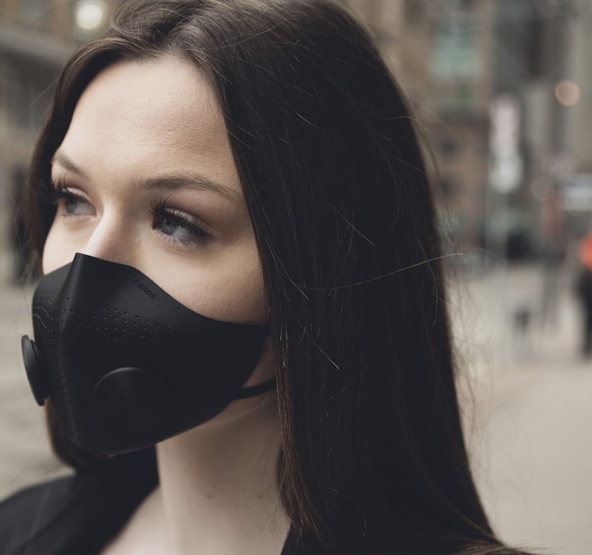 Nuo 3D-Printed Bespoke Face Mask is tailored specifically to fit you