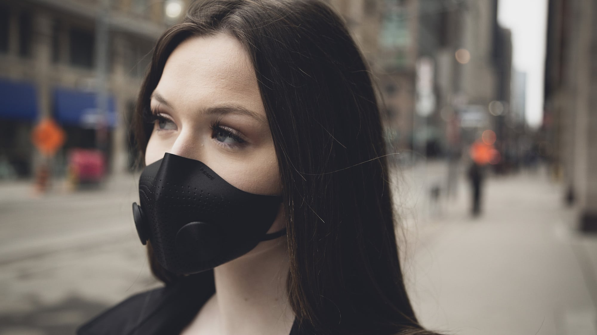 Nuo 3D-Printed Bespoke Face Mask