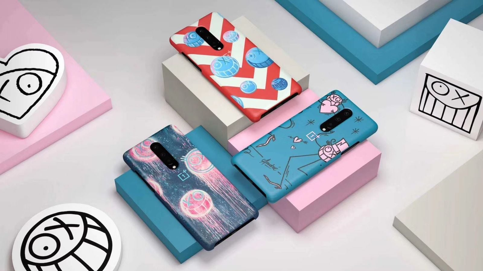 OnePlus x André Limited Edition OnePlus 8 Case