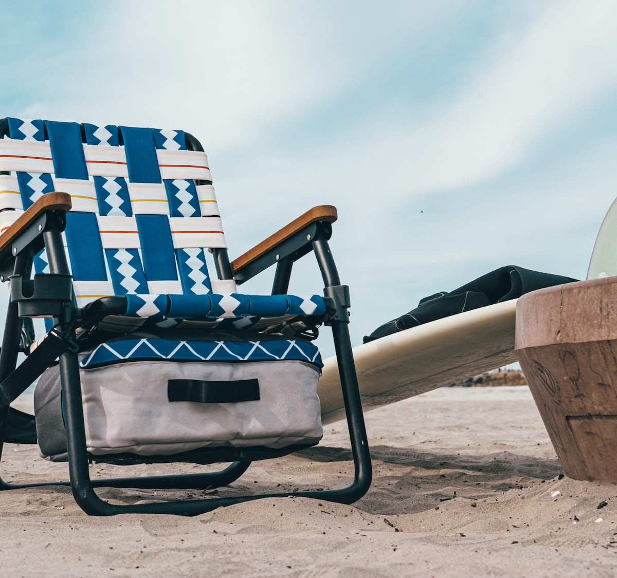 PARKIT Voyager Outdoor Recreation Chair is durable enough for all your adventures
