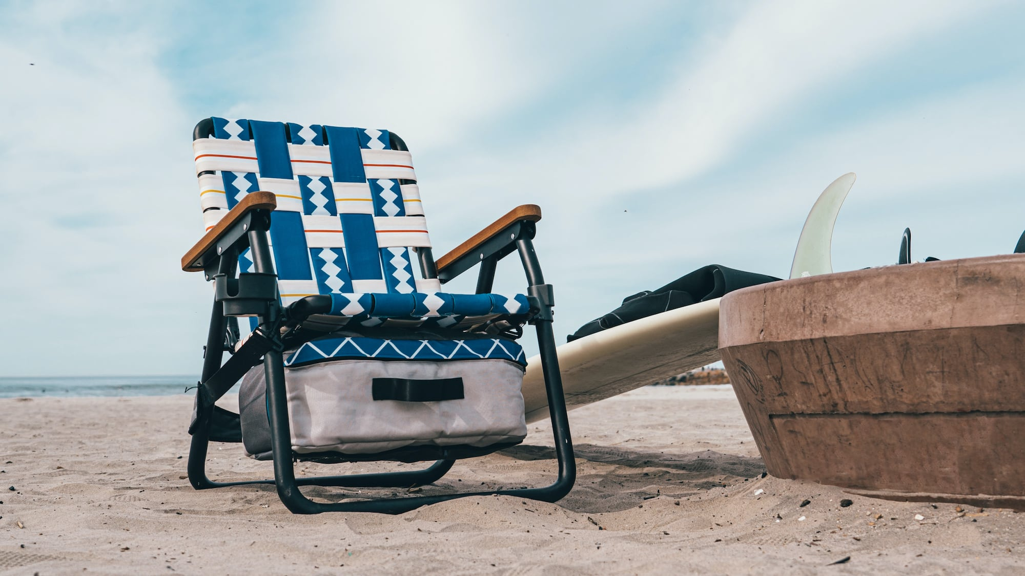 PARKIT Voyager Outdoor Recreation Chair