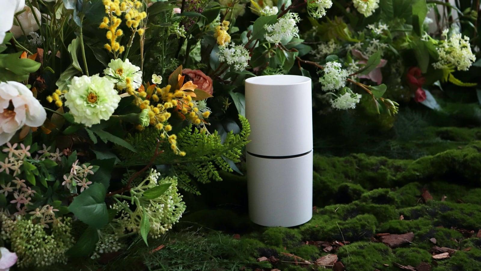 Pium Smart Diffuser enhances your mood through the power of scent