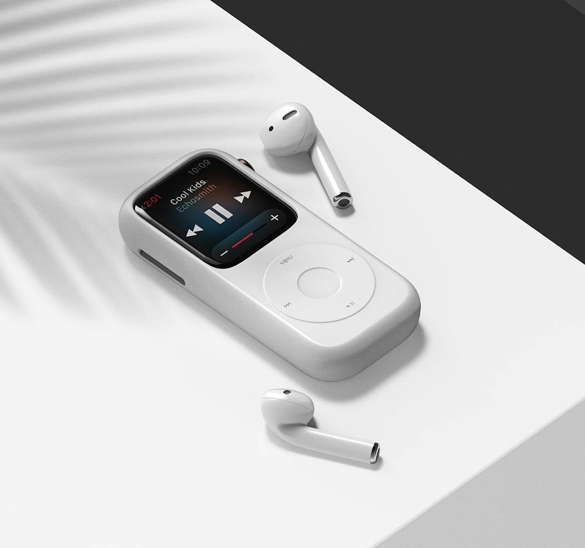 Pod Case Apple Watch Series 4 Cover makes your smartwatch look like an iPod