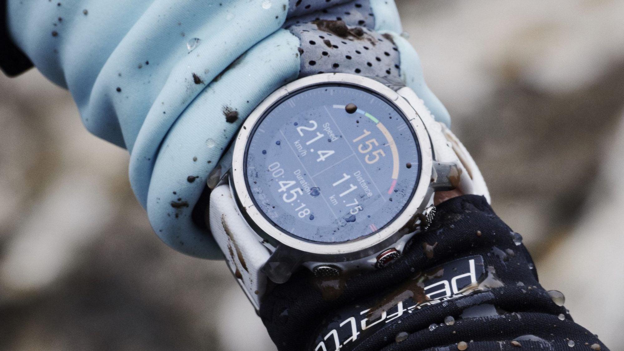 Polar Grit X Outdoor Multisport Watch