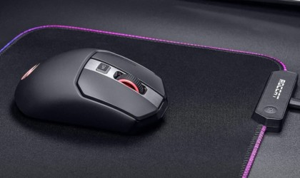 ROCCAT Kain 200 AIMO Wireless RGB Gaming Mouse
