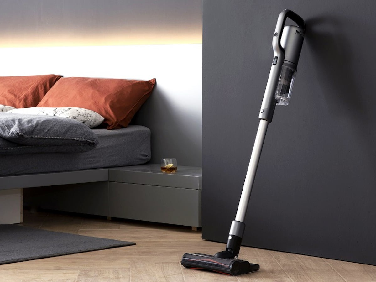 ROIDMI X30 Pro Mop and Vacuum Cleaner Combo generates strong suction power