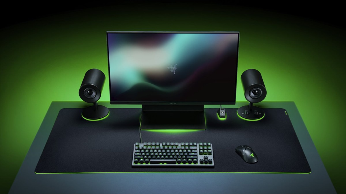 Razer Gigantus V2 Soft Gaming Mouse Pad gives you full control over your speed