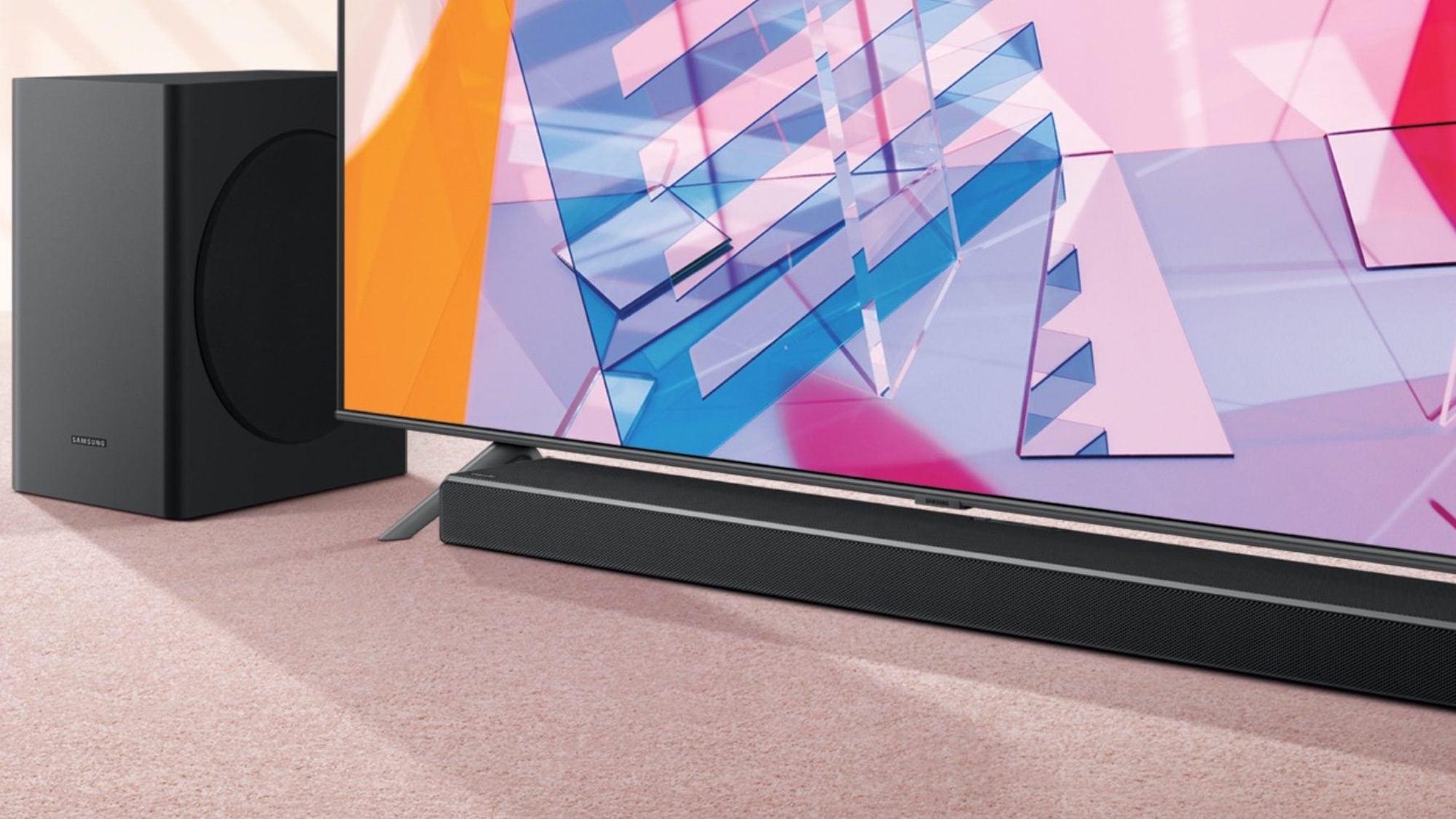 Samsung Q60T Acoustic Beam Soundbar