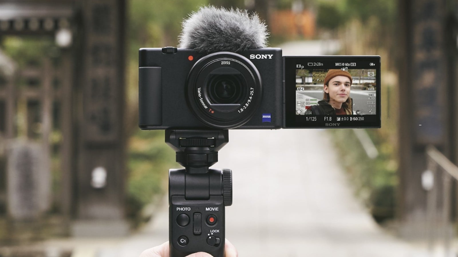 Sony ZV-1 Digital Vlogging Camera is a pocket-size all-in-one content creation tool
