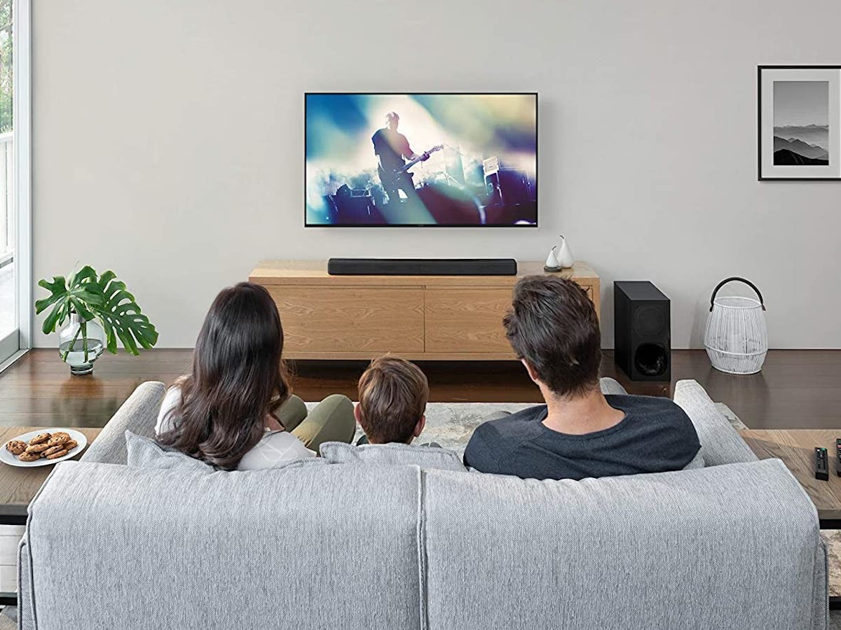 Sony HT-G700 Dolby Atmos Soundbar immerses you in crystal clear audio
