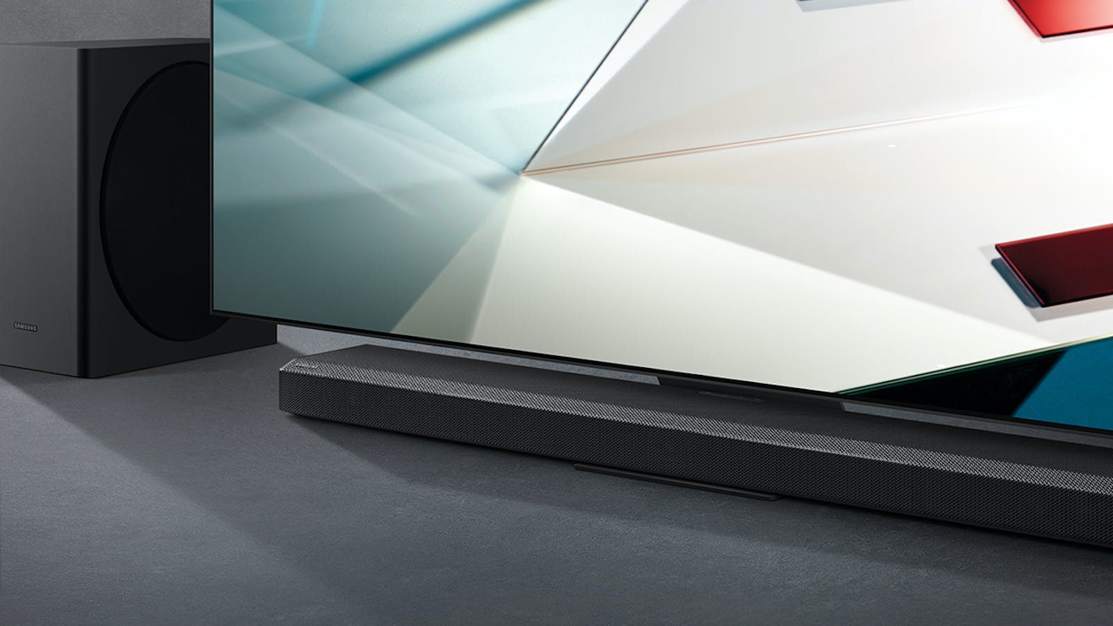 Samsung Q800T Dolby Atmos Soundbar offers signature Q-Symphony technology