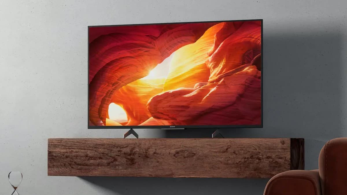 Sony XH85 4K TV