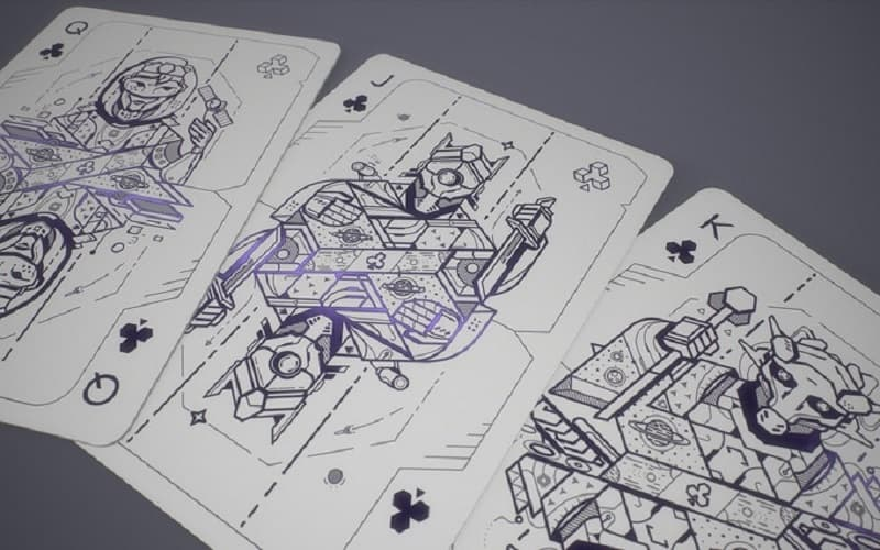 Stellar Kingdoms Playing Cards