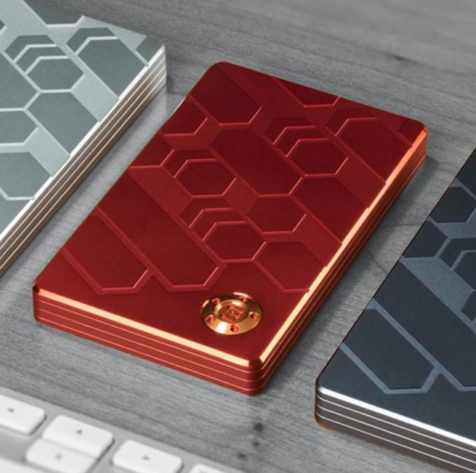 This High-Tech Wallet Blocks Dangerous RFID Signals