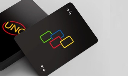 Mattel UNO Minimalista Simple Card Game