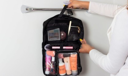 Vacationist Compact Functional Toiletry Bag