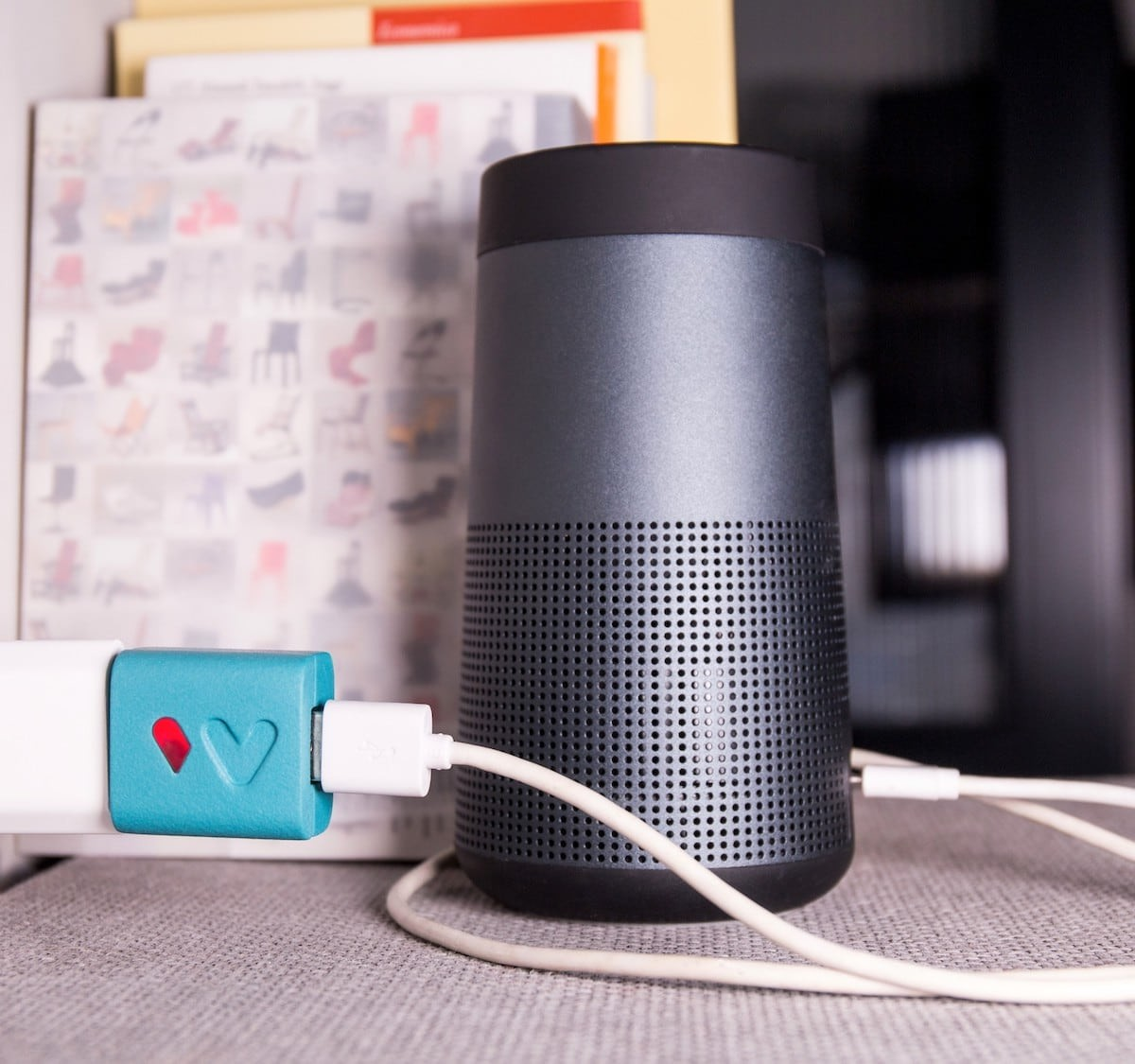 Witty USB Charger Adapter can double your phone's battery life
