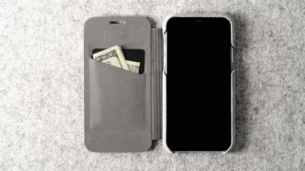 hardgraft Fuzzy iPhone Closed Case Full Smartphone Cover