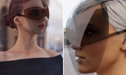 Conceptual PPE Face Mask