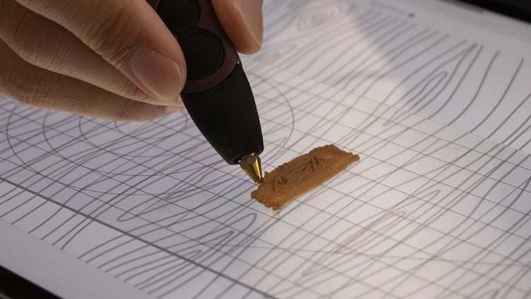 3Doodler Create+ Leather 3D Pen