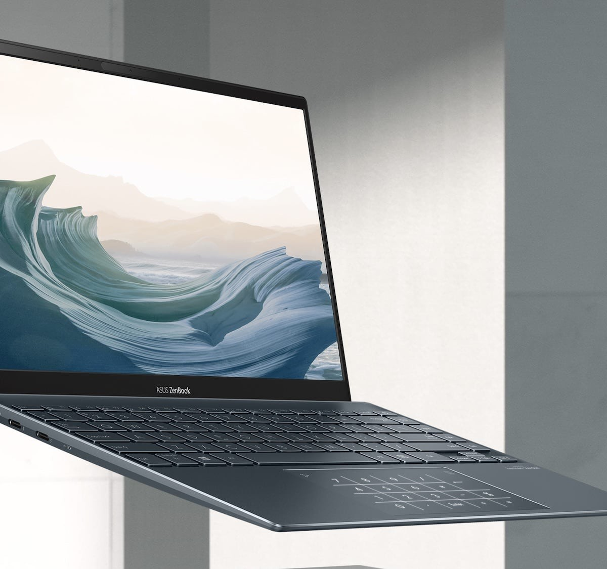 ASUS ZenBook Classic Line thin laptops are incredibly lightweight