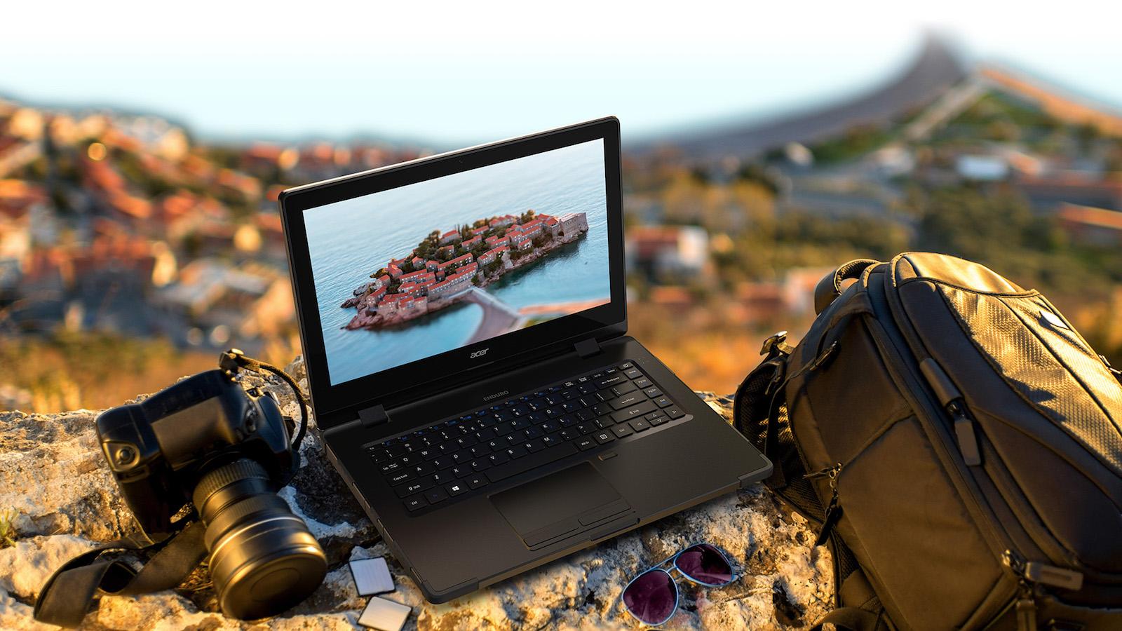 Acer ENDURO N3 IP53-Rated Laptop