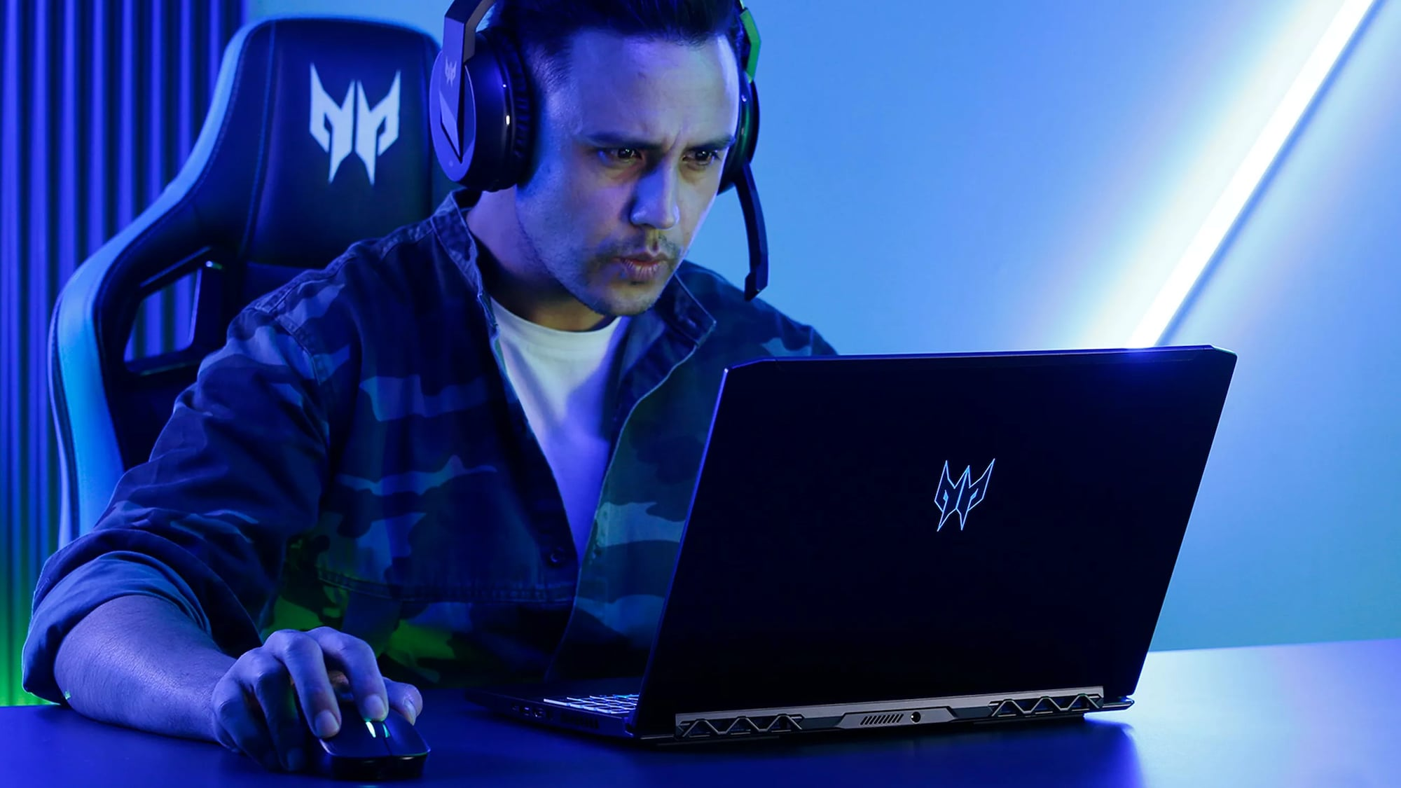 Acer Predator Triton 300 Gaming Laptop offers a 240 Hz refresh rate