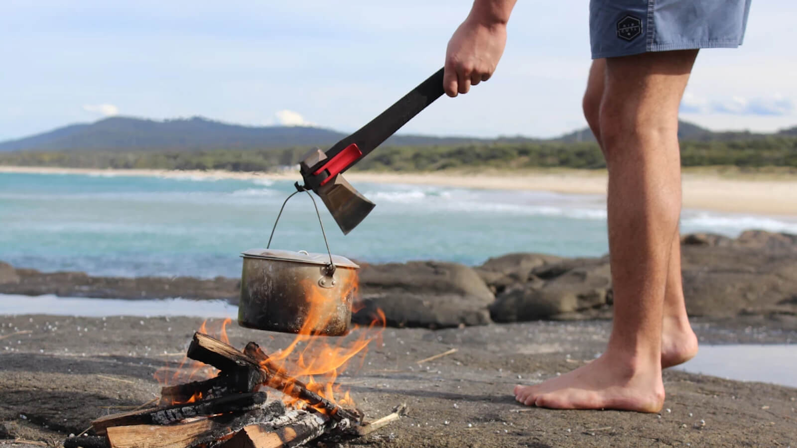Adventure Mate AM-V2 5-in-1 Camping Tool