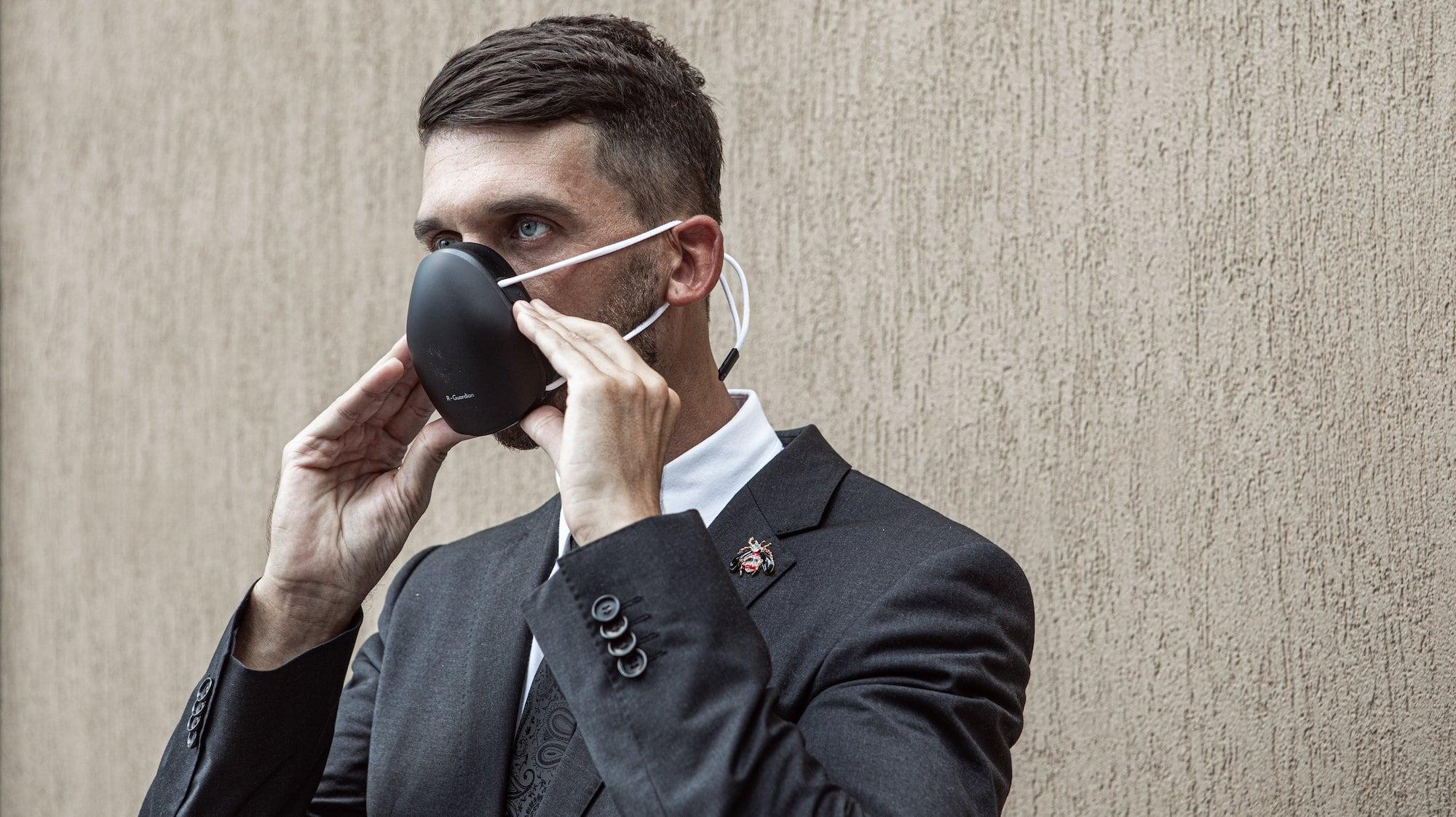 AirZ Reusable Mask