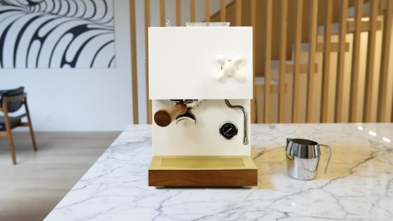 AnZa Concrete Coffee Machine