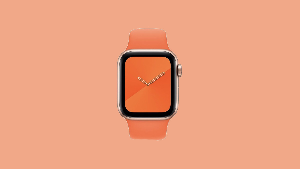 Apple Watch Sport Band 2020 Summer Collection includes four vibrant colors