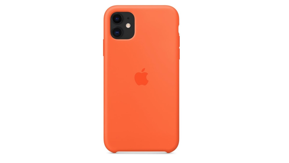Apple iPhone 11 Summer 2020 Silicone Case Collection includes 3 refreshing colors