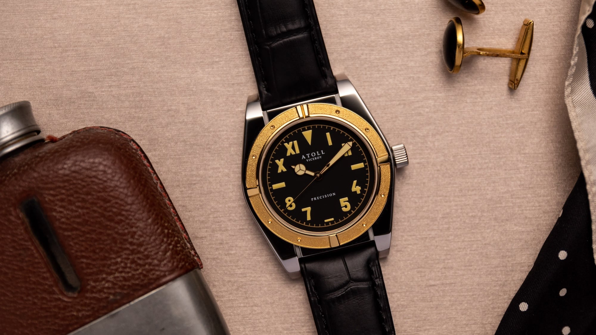 Atoll VICEROY Iconic Dress Watch