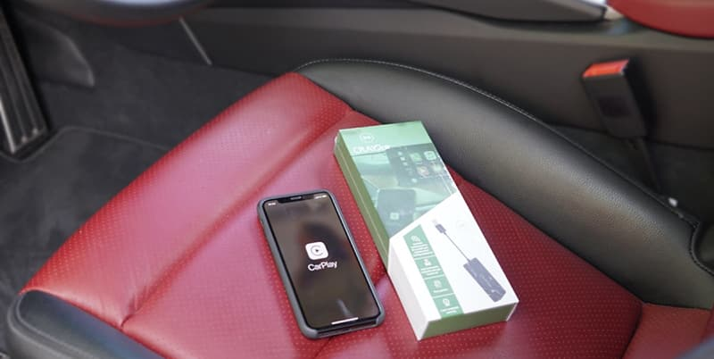CPLAY2air Factory CarPlay Wireless Adapter