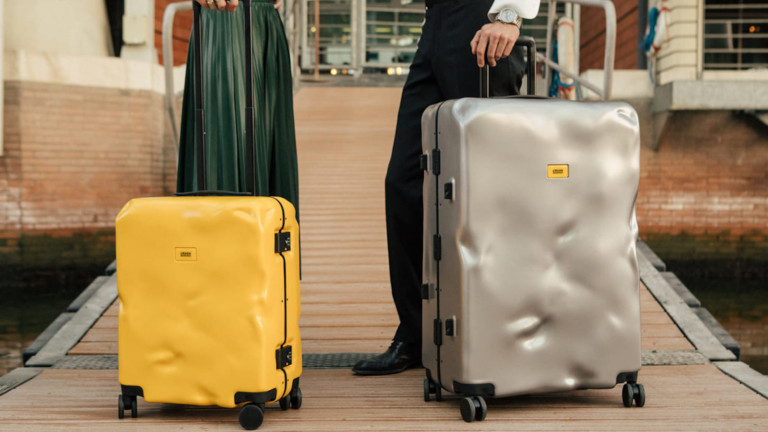 Crash Baggage Robust Durable Suitcase Collection is made to last