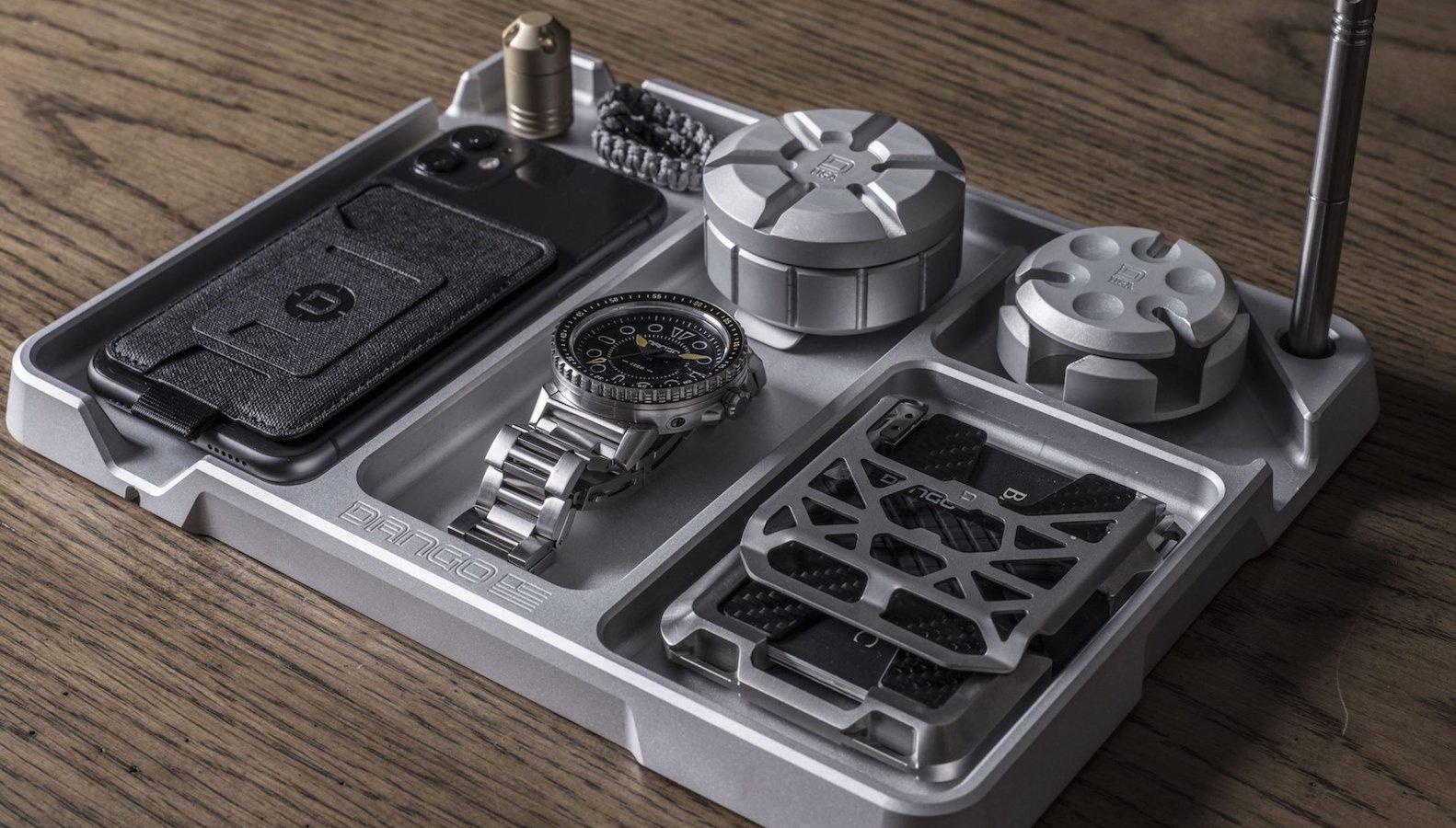 Dango EDC Tray Essential Item Holder