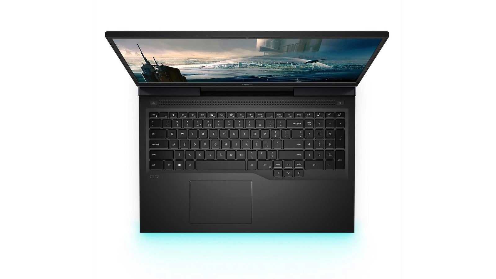 Dell G7 15 Powerful Gaming Laptop stays cool during use