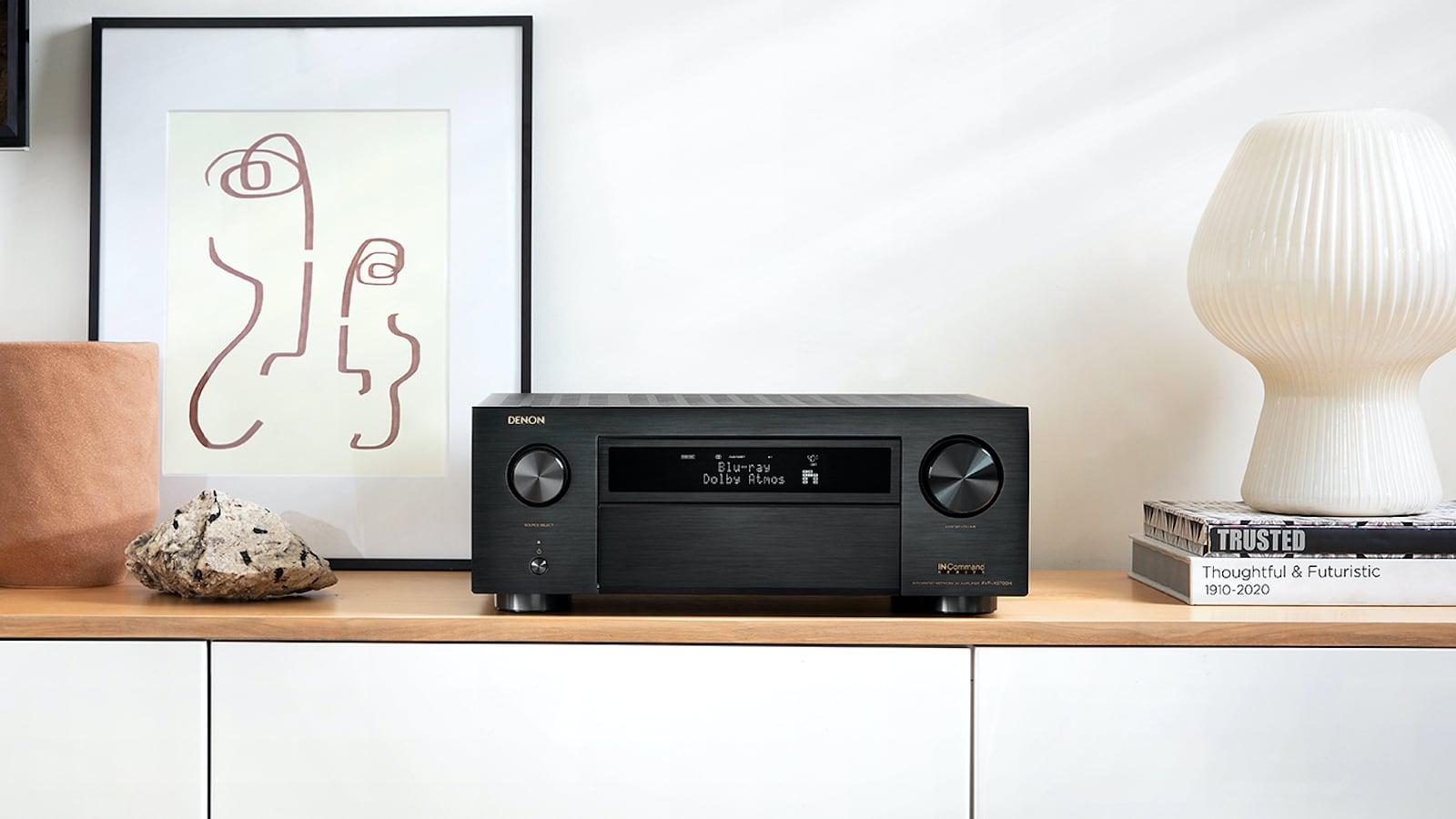 Denon X-Series 8K AVR Receiver Collection