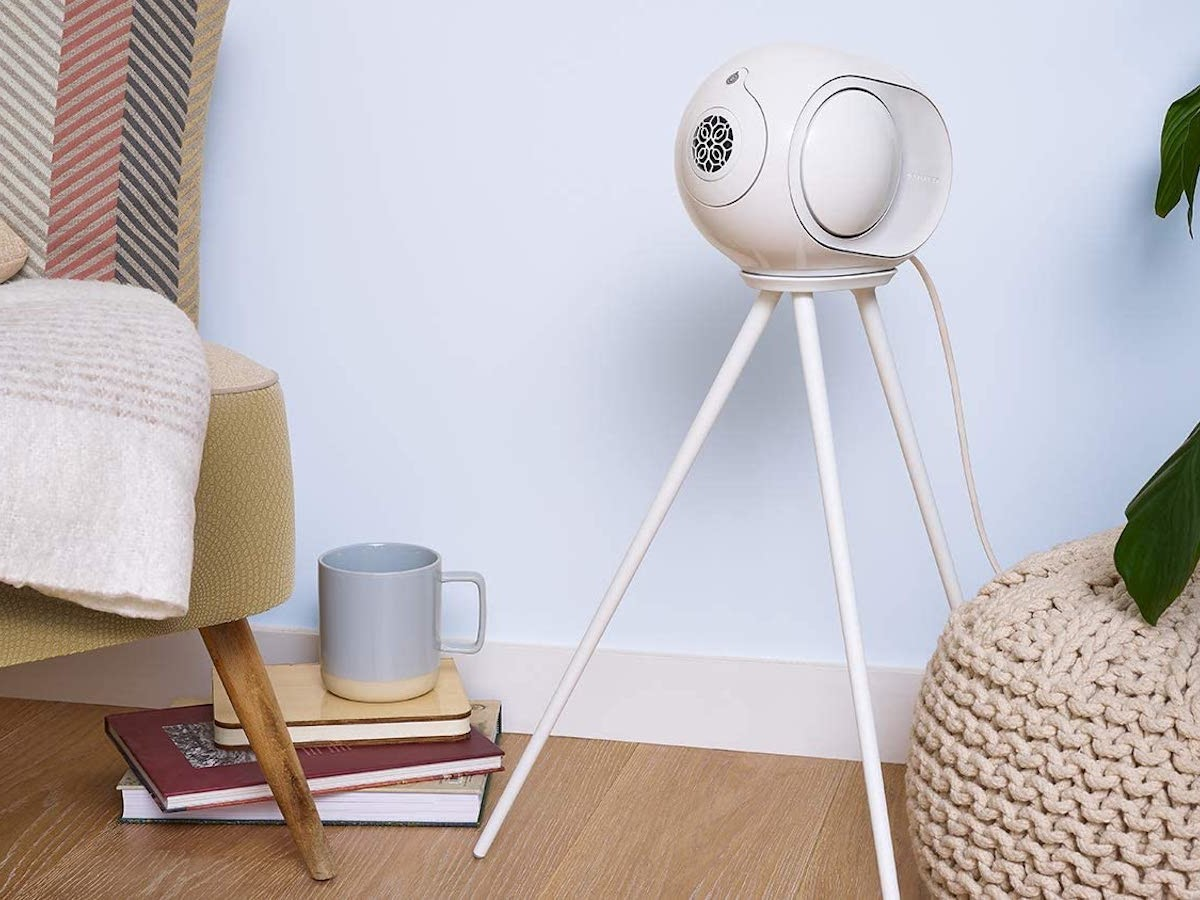 Devialet Phantom Reactor 600 powerful speaker produces 600 watts from a compact package