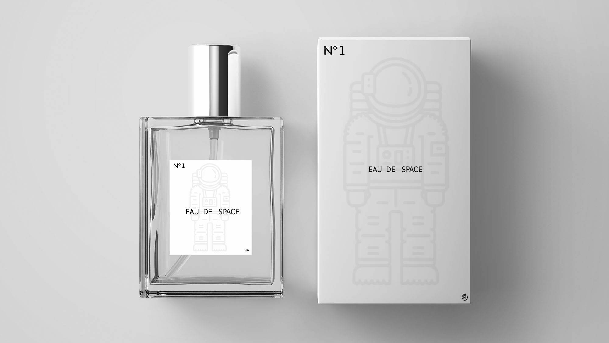 Eau de Space NASA Fragrance smells like outer space
