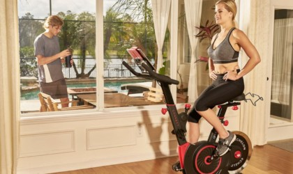Echelon EX1 Smart Connect Indoor Exercise Bike