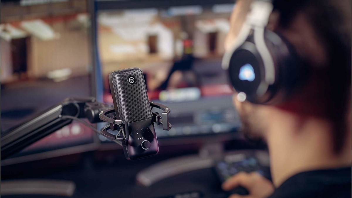 Elgato Wave:3 Digital Mixing Microphone helps you create high-quality content