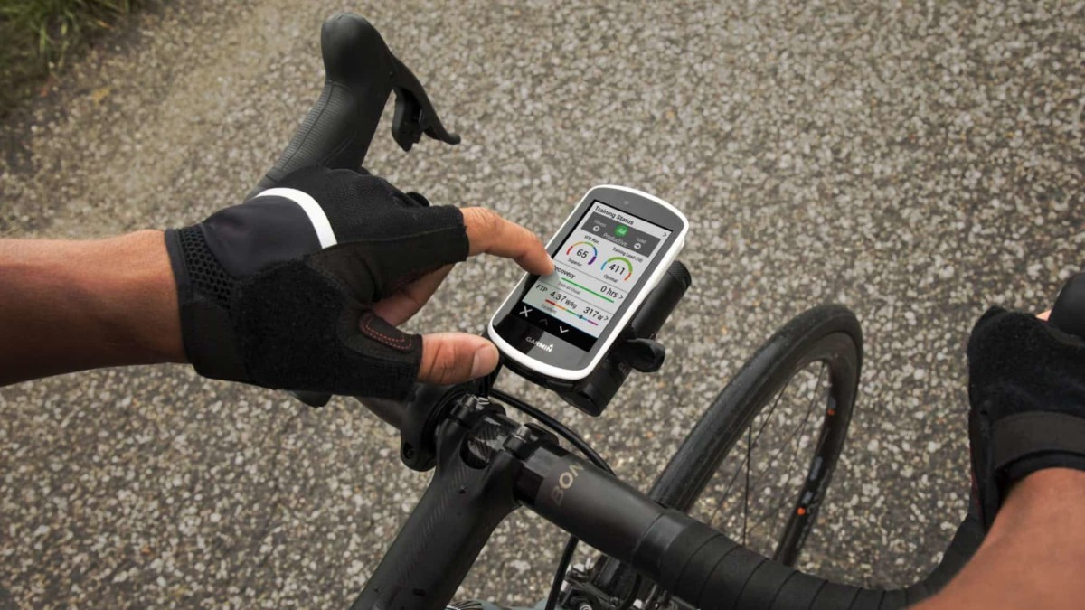 Garmin Edge 1030 Plus GPS Bike Computer will work great on your favorite remote trails