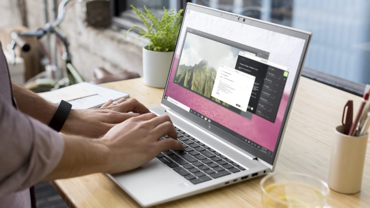 HP EliteBook 800 G7 Series Ultra-Slim Laptops boast enterprise-level security