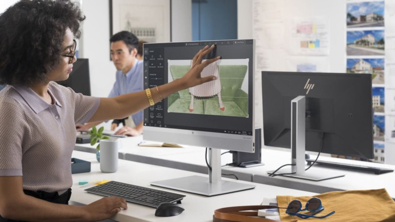 HP EliteOne 800 G6 All-in-One PC is ready for all your VR needs