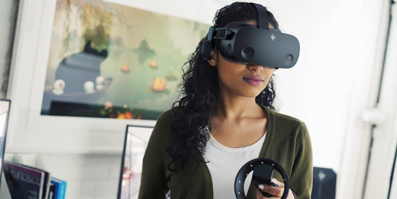 HP Reverb G2 Immersive VR Headset