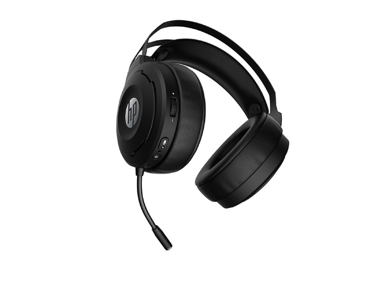 HP X1000 Wireless Gaming Headset completely immerses you without any cords