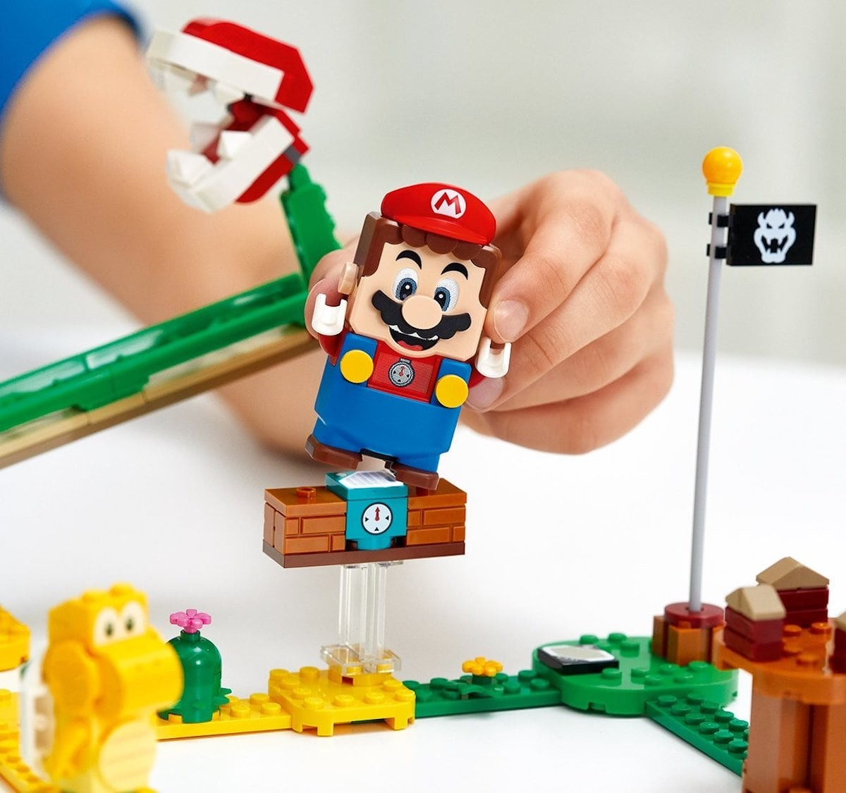 LEGO Super Mario Interactive Building Sets include 10 new expansions to play with