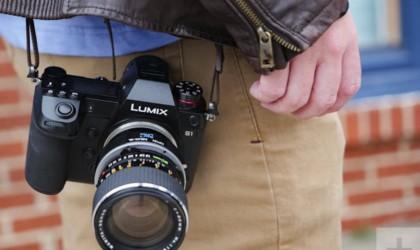 LUMIX S1 Digital Mirrorless Camera Kit